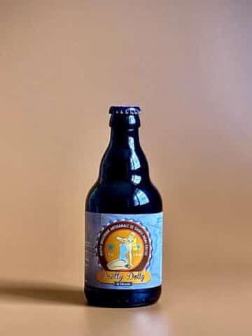Photo d'une bouteille de bières Steinie de 33 cl teinte ébène